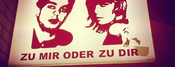 Zu Mir oder Zu Dir is one of Berlin go.