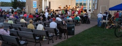 Lake Harriet Band Shell is one of Need to revisit.