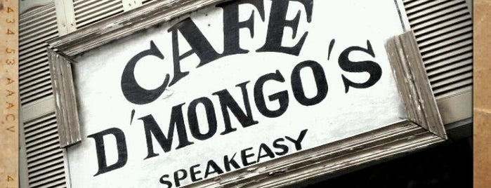 Cafe d'Mongo's is one of The 15 Best Places with Live Music in Detroit.