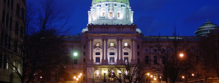 Pennsylvania State Capitol Building is one of Sweet Spots of Hershey Harrisburg, PA #visitUS #4s.