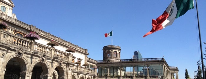 Museo Nacional de Historia (Castillo de Chapultepec) is one of Ciudad de México, Mexico City on #4sqCities.