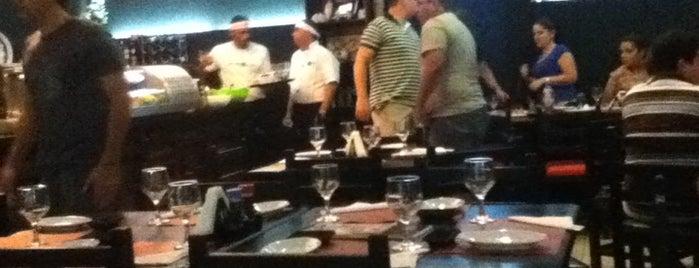 Sensei Lounge Sushi is one of Coxinha ao Caviar.