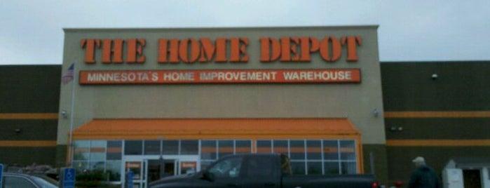 Home Depot  New Brighton Blvd Minneapolis Mn