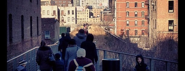 High Line is one of USA Trip 2013 - New York.