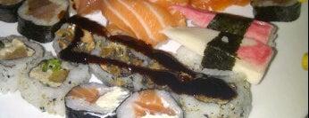 Sushiro Culinária Japonesa is one of Guia Rio Sushi by Hamond.