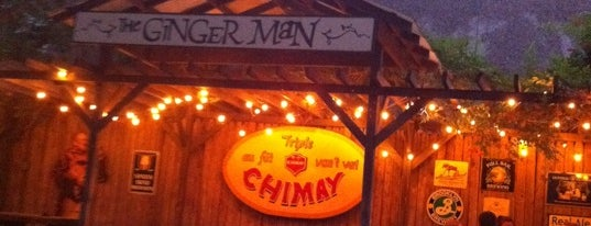 The Ginger Man is one of Dallas's Best Beer - 2012.