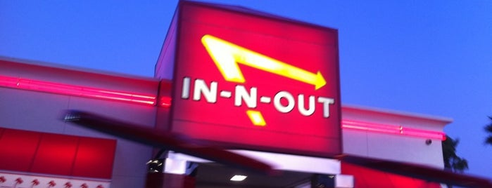 In-N-Out Burger is one of OMB - Oh My Burger !.