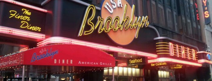 Brooklyn Diner is one of Burger Weekly Upcoming Adventures.