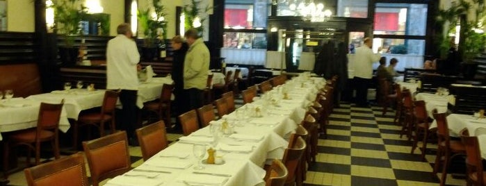 La Taverne du Passage is one of Best Restaurants of Brussels.