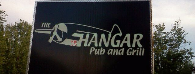 The Hangar Pub & Grill is one of The Best Wings in Every State (D.C. included).