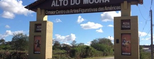 Alto do Moura is one of Meus Lugares.