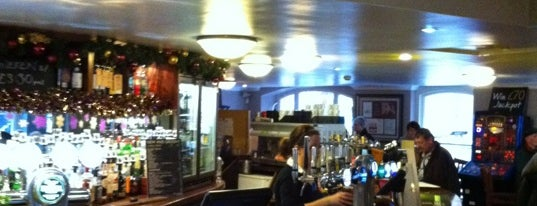 The Greyhound  (Wetherspoon) is one of JD Wetherspoons - Part 1.