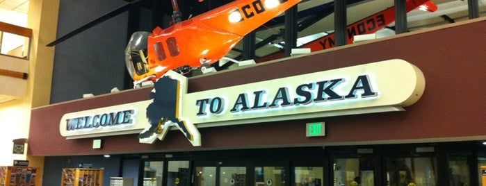 Anchorage International North Terminal is one of World AirPort.