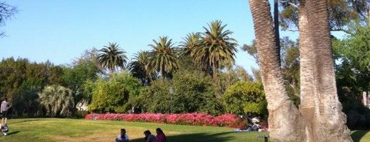 Alice Keck Park Memorial Gardens is one of Santa Barbara.