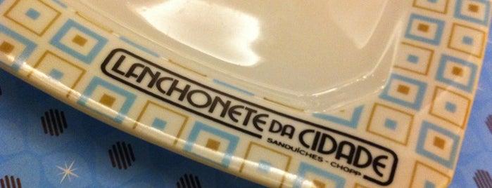 Lanchonete da Cidade is one of Comidinhas!!!.