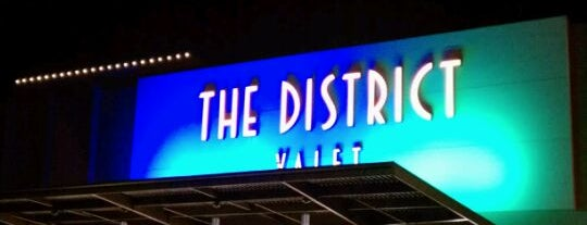 The District at Tustin Legacy is one of Entertainment.