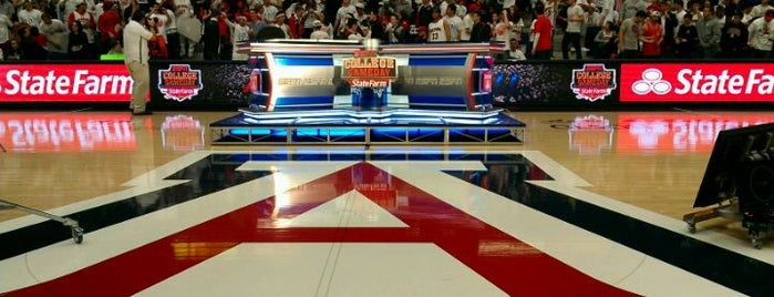 McKale Center is one of Experience Teams & Venues.