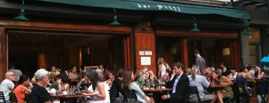 Bar Pitti is one of Must-visit Food in New York.