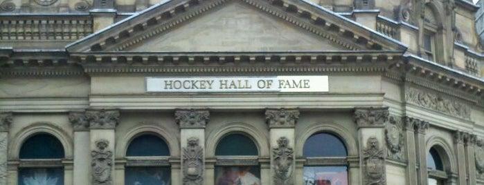 Hockey Hall of Fame is one of Cosas por hacer en Toronto.