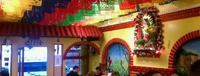 Taqueria Cancún is one of Stuff to do in SF.
