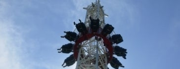 Frontier City Theme Park is one of To Visit in OKC.