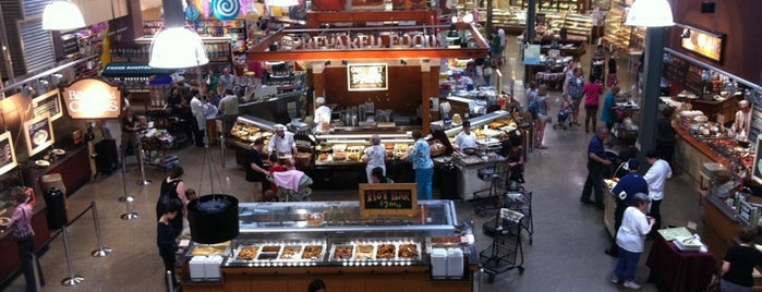 Market District Supermarket is one of My Favorite Free Wi-Fi Spots Around the World.