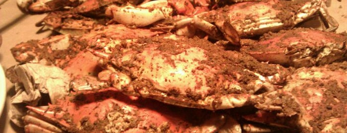 CJ's Restaurant is one of Best of the Bay - Crab Houses of Maryland.