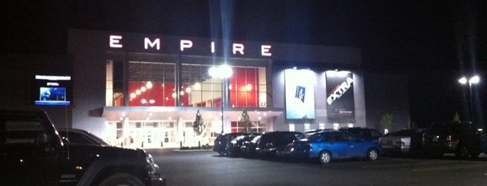 Landmark Cinemas is one of Waterloo.