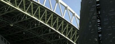 CenturyLink Field is one of MLS Stadiums.