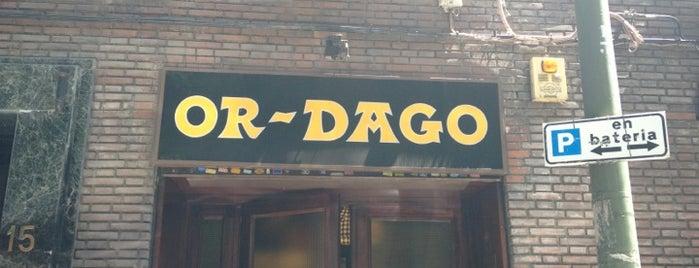 Or-Dago is one of Cajón DeSastre.