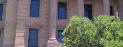 Academic Building is one of Texas A&M History.