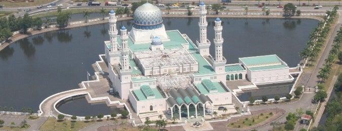 Masjid Bandaraya is one of @Sabah, Malaysia.