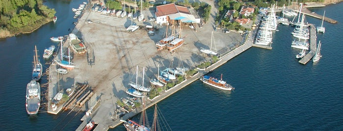 Albatros Marina is one of Marmaris.