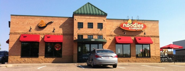 Noodles & Company is one of Guide to Eagan's best spots.