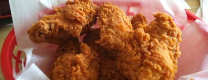 BBQ Chicken is one of 20 favorite restaurants.