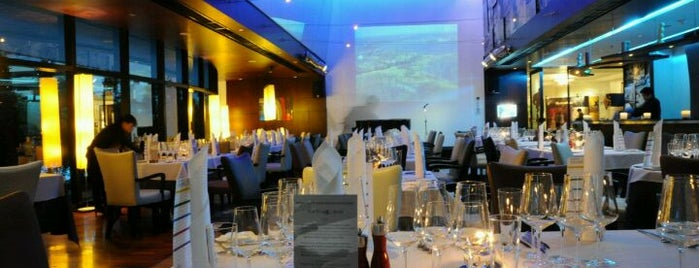 The Reflexions Modern French Restaurant is one of Hotel Dining.