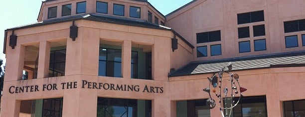 Mountain View Center for the Performing Arts is one of Come to Mountain View, CA! #VistUS.