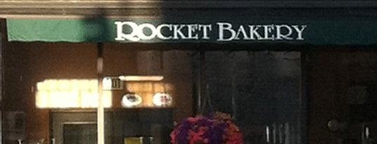 Rocket Bakery is one of Spokane Swirl.