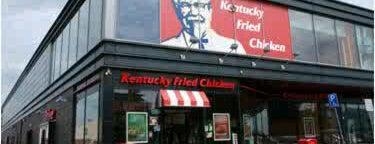 KFC is one of Kentucky Fried Chicken.
