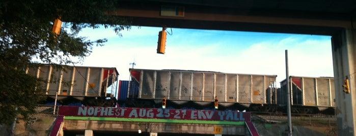 Krog Street Tunnel is one of Atlanta To-Do's.