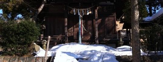 松尾神社 is one of Shinto shrine in Morioka.