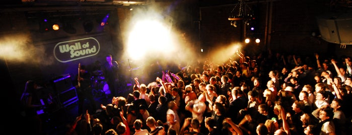 Fabric is one of The 15 Best Nightclubs in London.