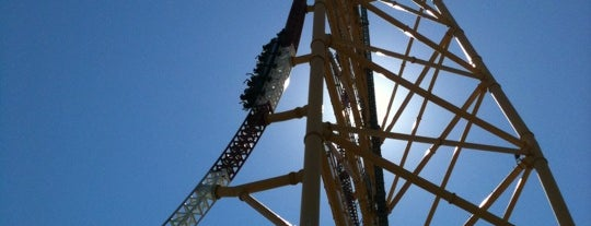 Top Thrill Dragster is one of Must Ride Roller Coasters.