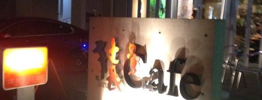 猿Cafe 葵店 is one of ノマドスポット in 名古屋.