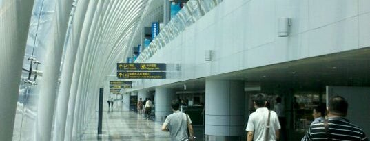 Guangzhou Baiyun International Airport (CAN) is one of World Airports.