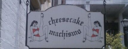 Cheesecake Machismo is one of Albany: Food + Drink.