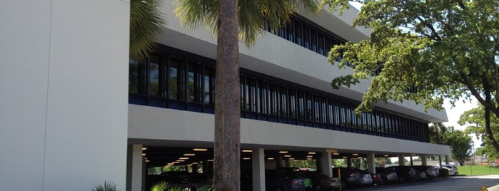 FIU Engineering Center is one of Locations Discovered.