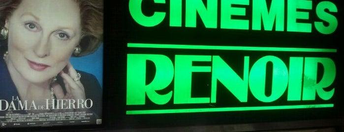 Cine Renoir Les Corts is one of Barcelona.