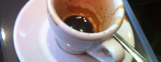 Abraço is one of Top picks for New York City Coffee Shops.