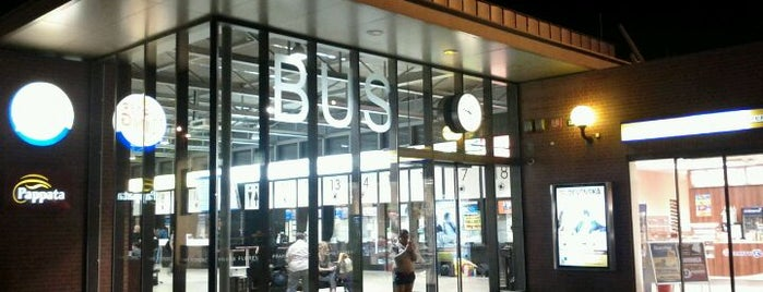 Prague Central Bus Station is one of Terminais!.